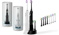 Groupon.com deals on Sonic Edge Extended Charge Toothbrush with 4 Heads