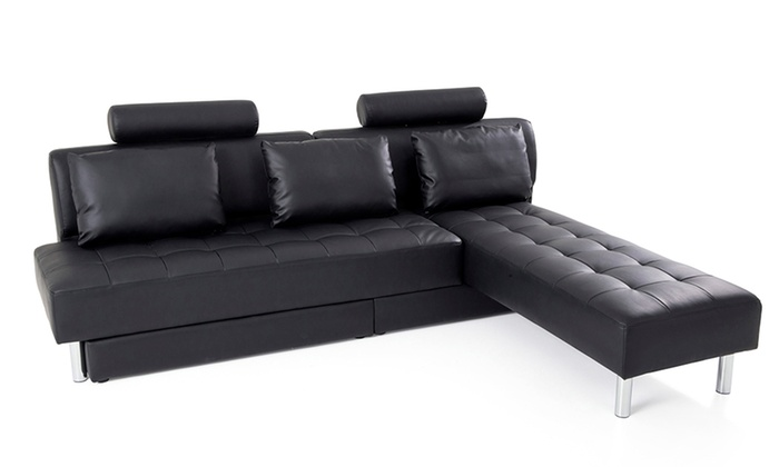canap multifonction m moire de forme julia groupon shopping. Black Bedroom Furniture Sets. Home Design Ideas