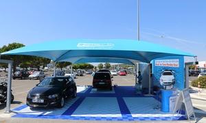 Detail car: Lavage intérieur et extérieur sans eau pour véhicules au choix dès 29,99 € chez Detail car