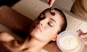 panacea skin and body spa: Deep-Cleansing Organic Facial with Optional Diamond Rejuvenation at Panacea Skin and Body Spa (Up to 63% Off)