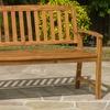 Lola Acacia Wood Bench