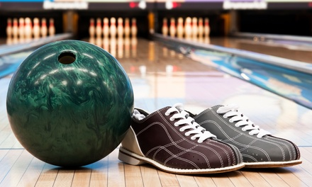 Bowling Night for Two or Six with Popcorn and Soda at Allen Bowl (Up to 48% Off)