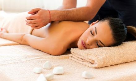 Un massaggio a scelta a 12,90€euro