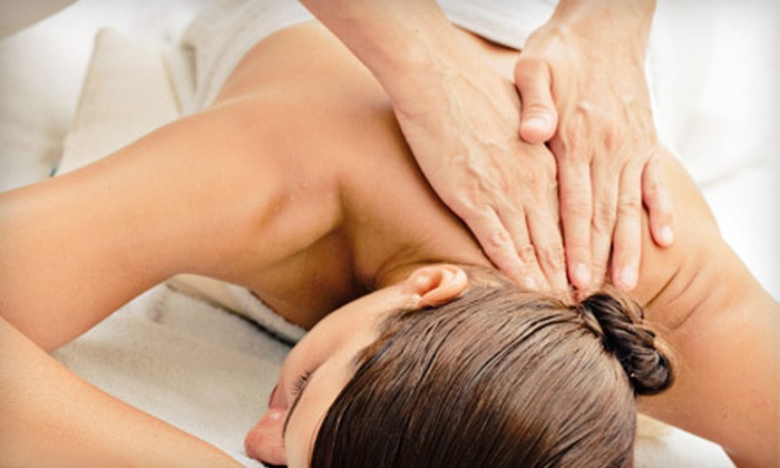 Mountain Oasis Day Spa - Asheville: 60- or 90-Minute Therapeutic Massage at Mountain Oasis Day Spa in Fairview (Up to 51% Off)