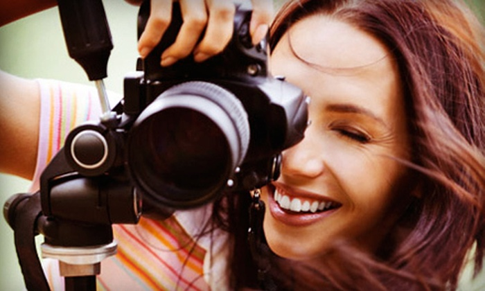 J. Johnson Gallery - Urbandale: Three-Hour Shoot Better Pictures Class or Photo-Editing Class at J. Johnson Gallery (80% Off)