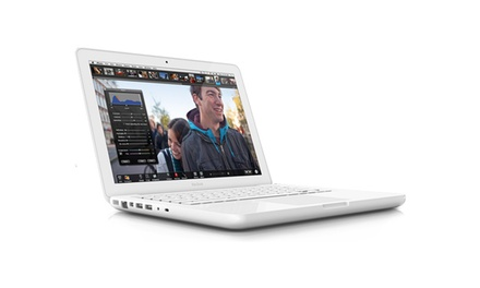"Apple Macbook A1342 Unibody de 13"" reacondicionado (envío gratuito)"