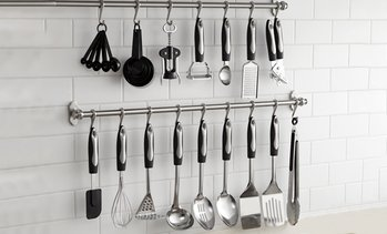 25-Piece Kitchen Utensil Set