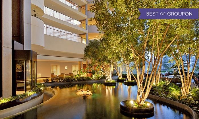 4-Star Omni Hotel in Houston with Breakfast