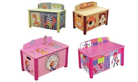 Speelgoed opbergbox voor kinderen
