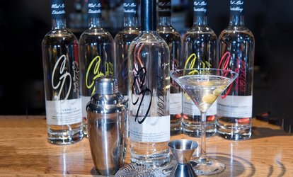 image for Martini-Making Classes at Copper Still Martini Bar & Lounge (Up to 68% Off). Four Options Available.