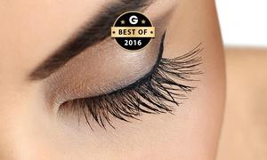 Marya Eyebrow And Beauty: Eyebrow ($25) or Eyelash Extensions ($49), or Both ($69) at Marya Eyebrow And Beauty (Up to $185 Value)