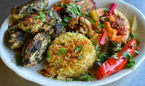 Zonga's Mediterranean Bar & Grill: Up to 42% Off Mediterranean Food at Zongas Mediterranean Bar & Grill