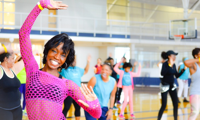 Akinya Joy Fitness - Multiple Locations: Up to 50% Off Zumba Classes at Akinya Joy Fitness