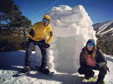 Experiencia en la nieve para 1, 2 o 4 personas en Gros Debit (hasta 60% de descuento)