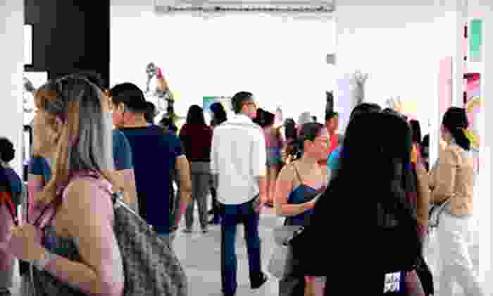 Texas Contemporary Art Fair - George R. Brown Convention Center - Hall A: One- or Three-Day Passes to Texas Contemporary Art Fair for Two or Four People on October 11–13 (Up to Half Off)