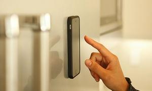Coque anti-gravité iPhone/Samsung