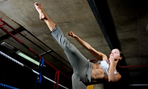 Campbell's Kickboxing: $28 for $80 Worth of Boxing Lessons — Campbell's Kickboxing