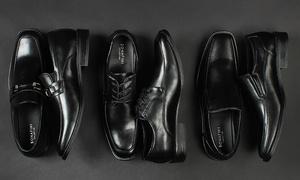 Bonafini Men's Everyday Classic Dress Shoes