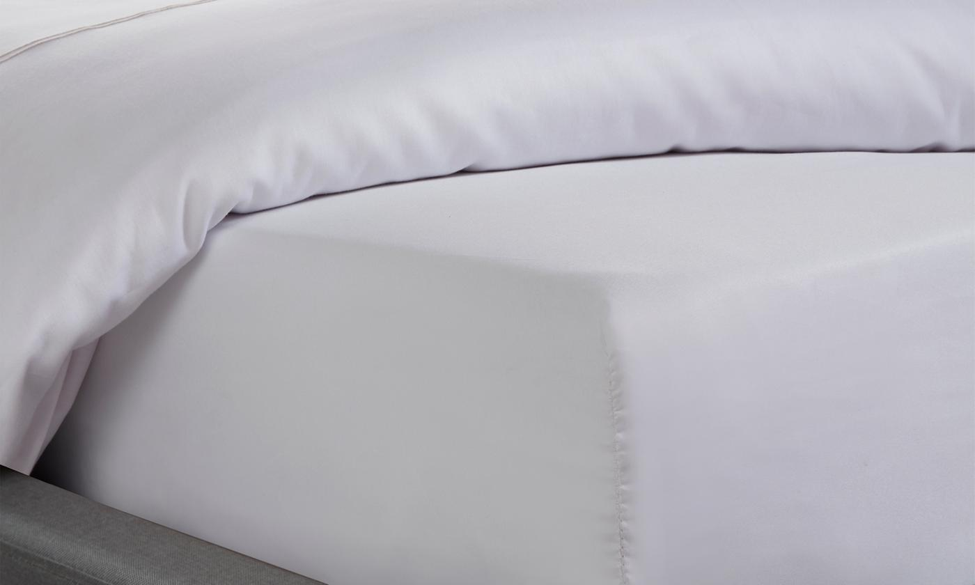 Deep Fitted Anti-Allergy Fitted Sheet or Pillow Cases for £6.98