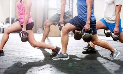 image for Five or Ten Boot Camp Sessions at The Drill Fitness (Up to 67% Off)