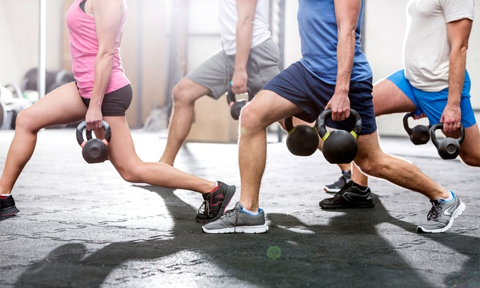 Power Trip Fitness - Power Trip Fitness: One, Three, or Six Months of Boot Camp Classes and Monthly Swedish Massage at Power Trip Fitness (Up to 91% Off)