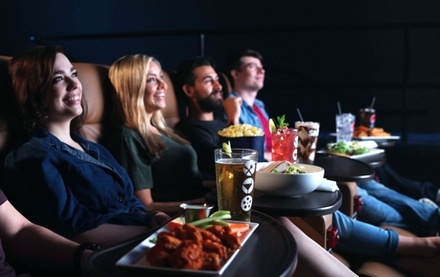 One Movie Ticket at Studio Movie Grill (Up to 36% Off)