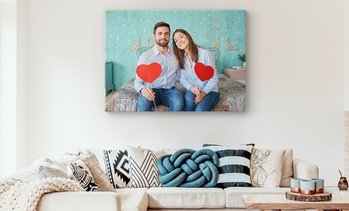 Up to 87% Off Custom XXXL Canvas Prints from CanvasOnSale