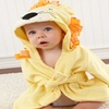 Trend Matters Animal Hooded Baby Bathrobes