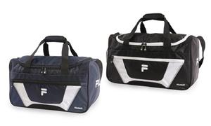 4e5e7427fcd8 Fila Cannon 3 Small Duffel Sports Gym Bag