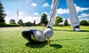 Agawam Municipal Golf Course - Agawam Town: 18-Hole Round of Golf for Two or Four with Cart and Pro-Shop Credit at Agawam Municipal Golf Course (Up to 57% Off)