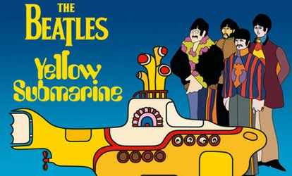 """Yellow Submarine"" 50th Anniversary: <strong>Movie</strong> Matinee on Saturday, August 25, at 3 p.m"