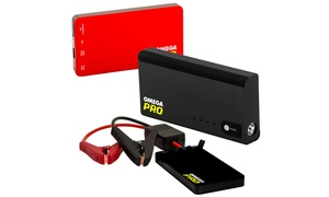 Omega Multi-Function Power Bank Car Jump Starter and Battery Charger