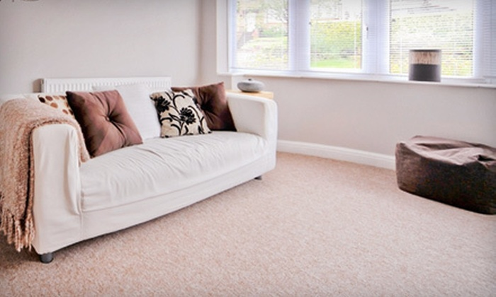 Best Deal Steam Carpet Cleaning - Anchorage: $69 for Carpet Cleaning for Two Rooms and One Hallway from Best Deal Steam Carpet Cleaning ($190 Value)