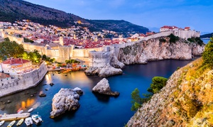✈ 9-Day Vacation in Rome and Dubrovnik with Air from Fleetway Travel at Rome and Dubrovnik Riviera Vacation with Hotel and Air from Fleetway Travel, plus 6.0% Cash Back from Ebates.