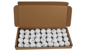 Callaway Chrome Soft Mint Refinish Golf Balls (Refurbished)(24-Count)