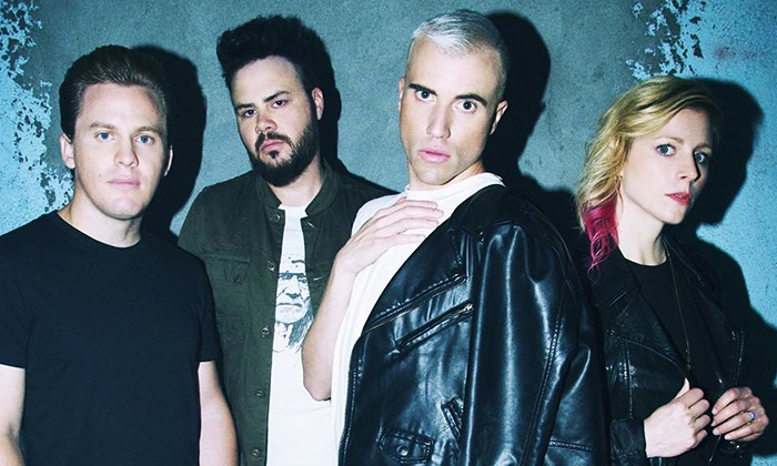 Neon Trees Summer Bash Concert - UCCU Center: Neon Trees Summer Bash Concert at Utah Valley University on Saturday, June 13, at 5:30 p.m. (Up to 53% Off)