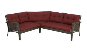 Image Placeholder Image For Palermo Three Piece Outdoor Sectional