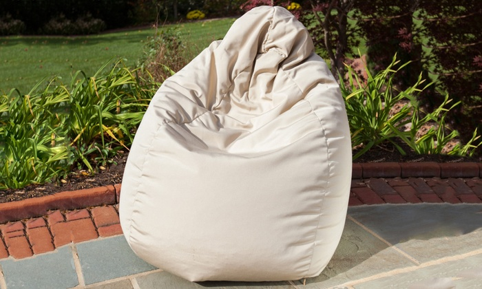 Maxi pouf a cuscino | Groupon Goods