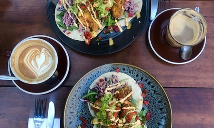 Breakfast or Lunch for One $11.90 or Two People $23.80 at Little Bird Cafe Up to $49 Value