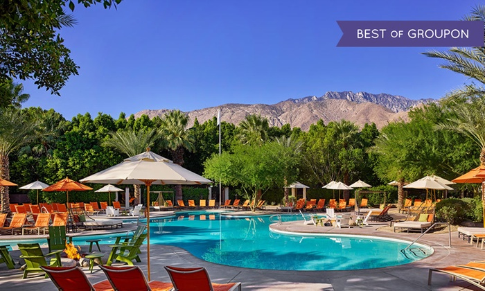 4-Star Spa Resort in Palm Springs – Premium Collection