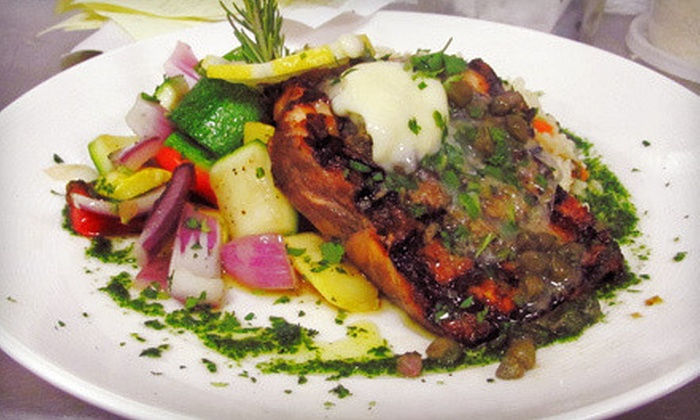 Monroe's Restaurant - Pittsford: $15 for $30 Worth of Italian-American Bistro Cuisine at Monroe's Restaurant