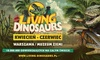 Żywe Dinozaury: wystawa