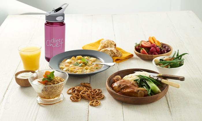 10247f4c96 Diet Chef Meal Plan Hamper   Groupon