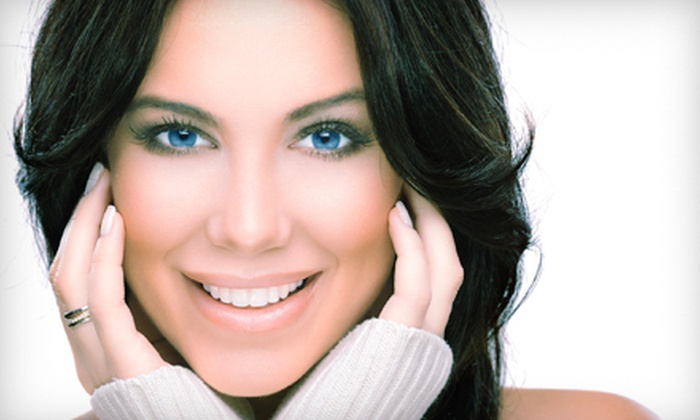Canadian Smile Clinics - Victoria: $49 for an At-Home Teeth-Whitening Kit for Two from Canadian Smile Clinics ($170 Value)