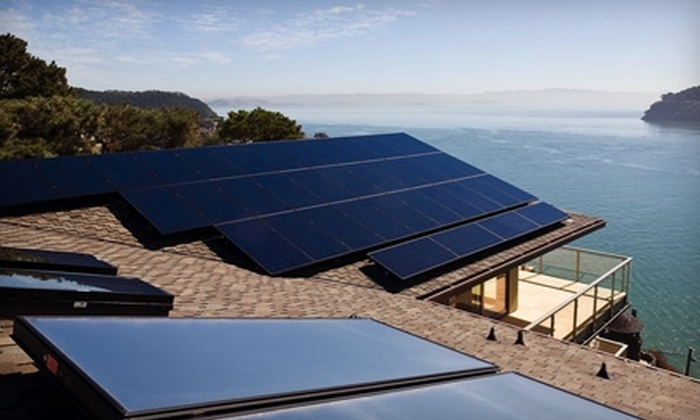 Sun First! Solar - San Francisco: $99 for $1,100 Toward Solar-Power Panels and Installation from Sun First! Solar
