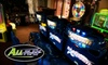 All Play Des Moines - Downtown Des Moines: $10 for a $25 Game Card at All Play Des Moines