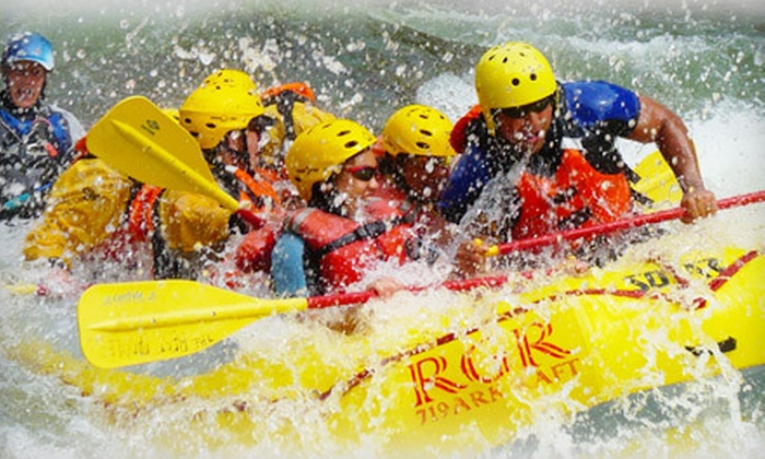 Royal Gorge Rafting - Cañon City: Half-Day Whitewater-Rafting Tour for One or Two from Royal Gorge Rafting (Up to 54% Off)