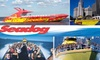 Seadog Entertainment Cruises  - Near North Side: $18 for a 30-Minute Extreme Speedboat Tour from Seadog Entertainment Cruises (Up to $35 Value)