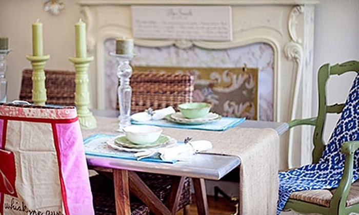 Mockingbird on Broad - Southern Pines: $15 for $30 Worth of Home Décor and Gifts at Mockingbird on Broad