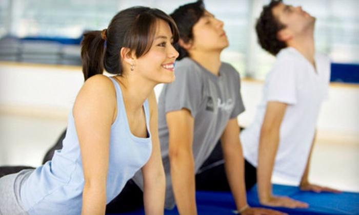 Simply Yoga, LLC - Zionsville: Six or Nine Yoga Classes at Simply Yoga, LLC in Zionsville (Up to 60% Off)
